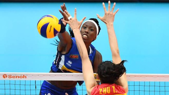 Mondiali pallavolo femminile, l'Italia è in finale (LaPresse)