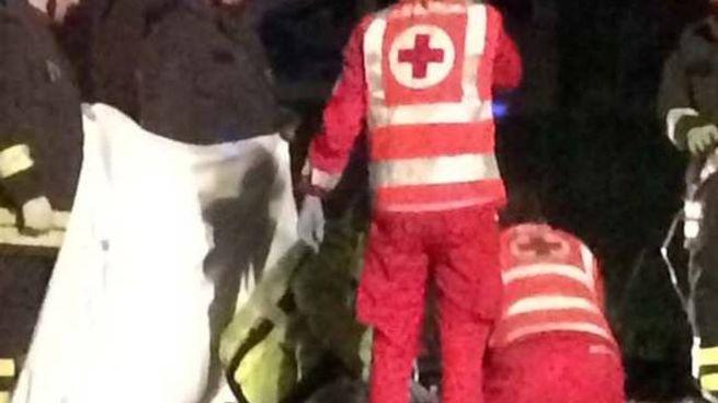 LUTTO Daniele Bertolini aveva 18 anni Venerdì sera mentre  con il motorino stava tornando  a casa  a Buglio  in Monte è stato travolto da un'auto