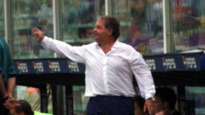 Eugenio Fascetti in panchina