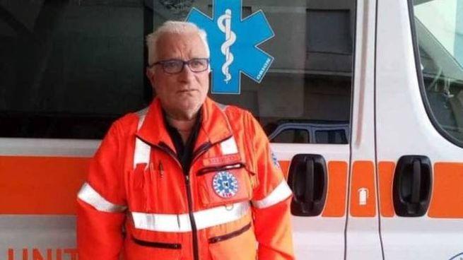 Michele Nardella, il medico del 118 di Pesaro accorso sul posto con l'ambulanza