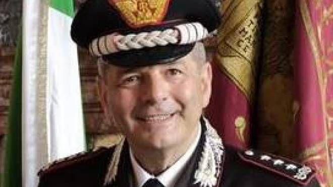Il generale Carmine Adinolfi