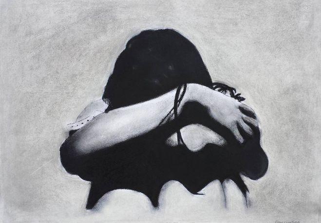Disegno Sulla Violenza Sulle Donne.I Disegni Del Venturi Per Dire No Alla Violenza Sulle Donne
