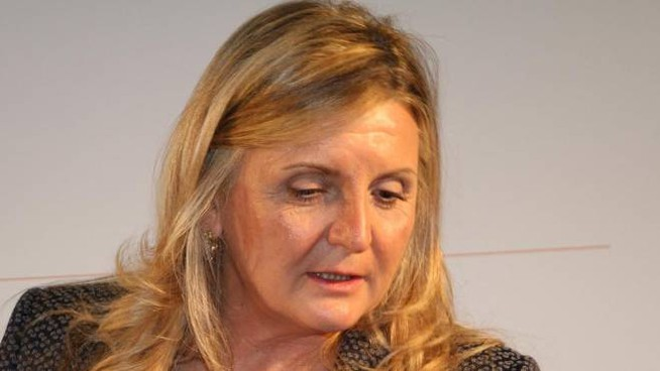Lisa Ferrarini, l'amministratrice delegata del Gruppo Ferrarini