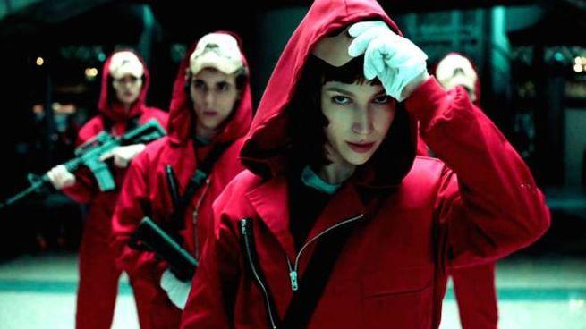 Netflix, le nuove stagioni di La casa di Carta - foto Netflix