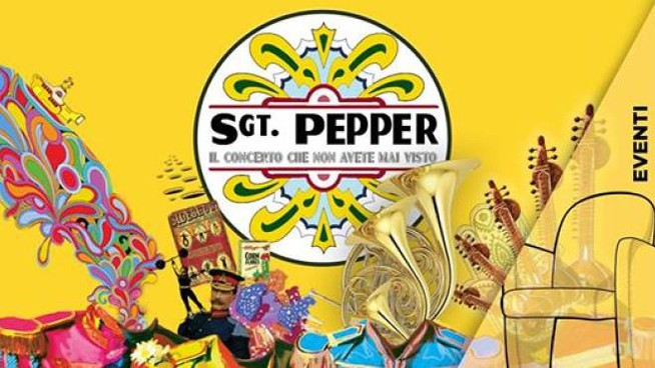 Sgt. Pepper, il concerto che non avete mai visto