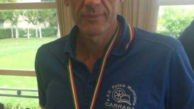 Moreno Musetti vice comandante della polizia municipale di Luni
