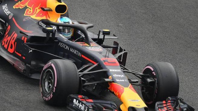 Daniel Ricciardo (Ansa)