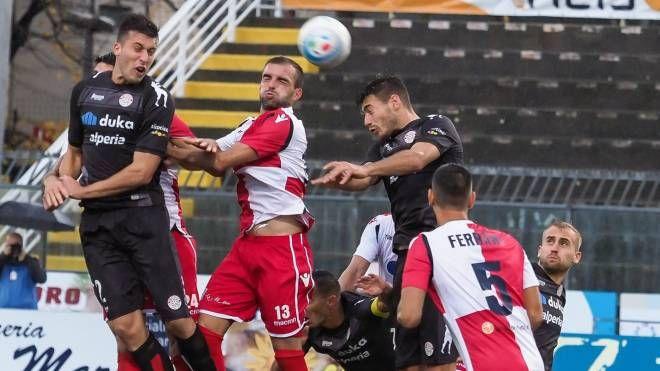 Rimini-Sudtirol 0-0 (Foto Petrangeli)