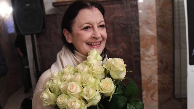 Carla Fracci (Foto Schicchi)