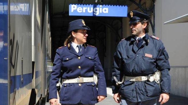 Polfer e carabinieri impegnati nei controlli