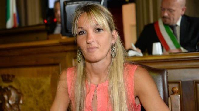 Sara Samorì, assessore allo sport del Comune di Forlì