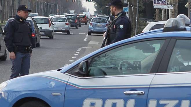 L'imolese è finito nei guai nel corso di un controllo stradale