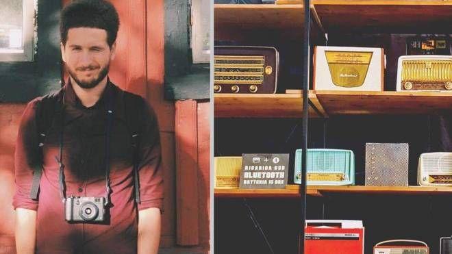 Favilla, fotografo livornese, e una selezione di radio