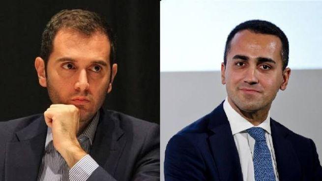 Marco Di Maio (Pd) e Luigi Di Maio (5 Stelle)