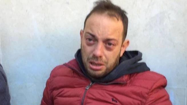 Tragedia a Casteldaccia, il superstite Giuseppe Giordano (Ansa)