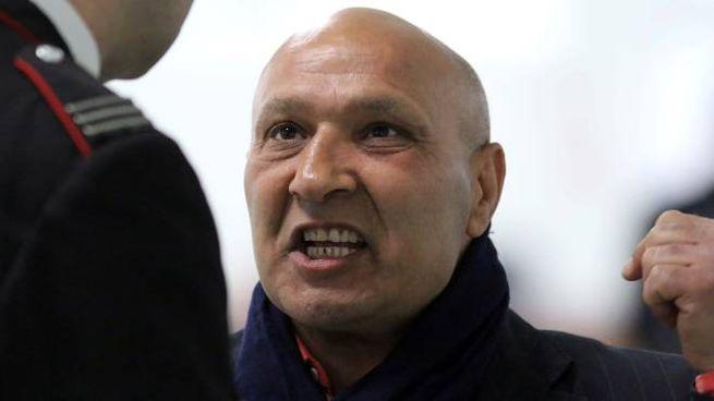 Francesco Amato, 55 anni, appena condannato nel processo Aemilia (foto Artioli)