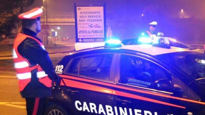 Furto a Imola, indagano i carabinieri (Foto di repertorio Newpress)