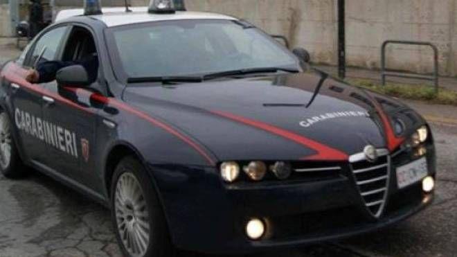 Il 40enne è stato arrestato in seguito alle indagini dei carabinieri