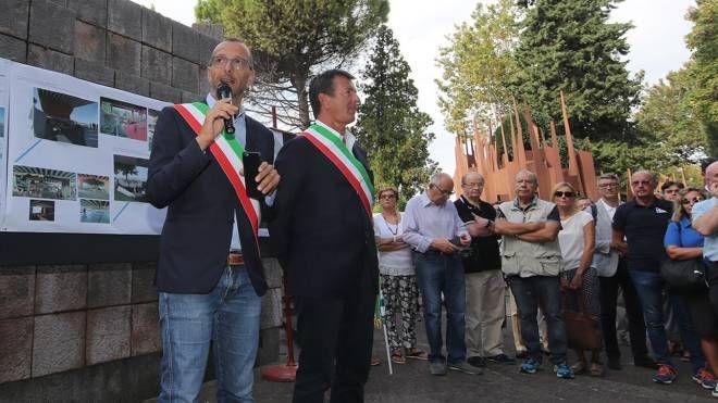 Il sindaco Matteo Ricci