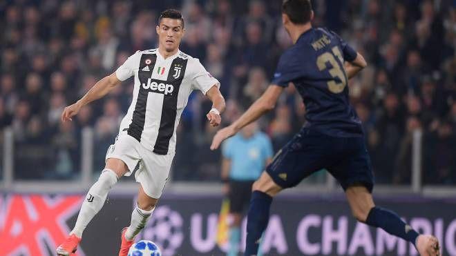 Juventus-Manchester United (Lapresse)