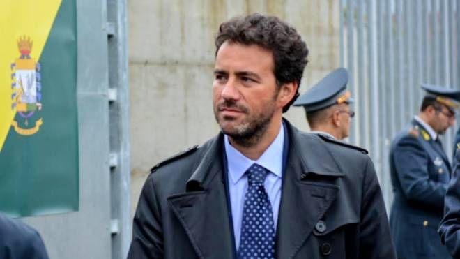 Il sostituto procuratore Luigi Boccia