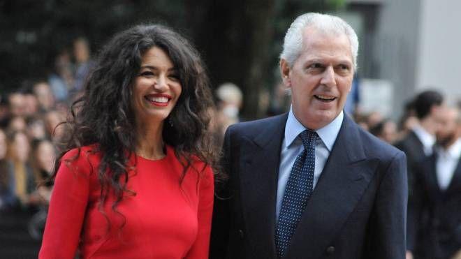 Afef e Marco Tronchetti Provera (Newpress)