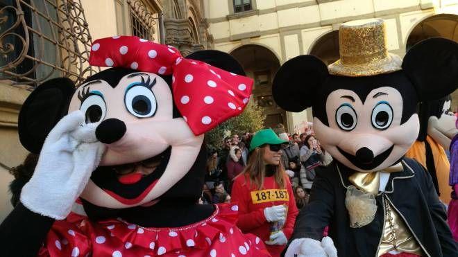 La parata Disney a Natale