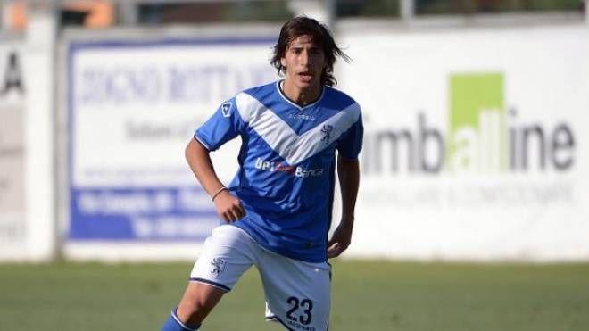 Sandro Tonali è stato chiamato da ct Roberto Mancini a far parte dell'Italia maggiore