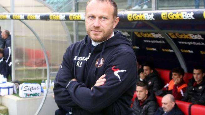 Il tecnico del Livorno, Breda