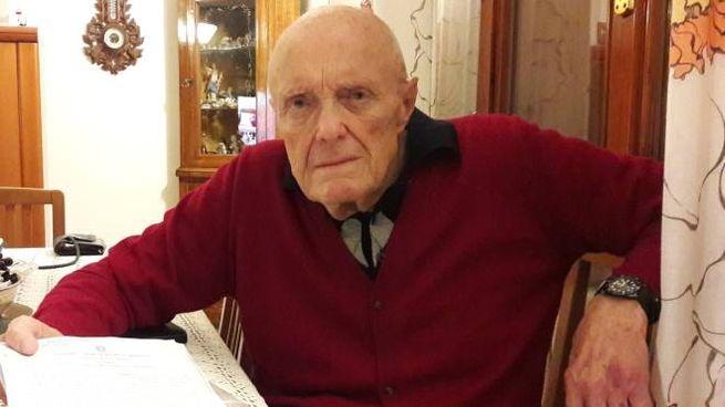 Andrea Zanotti, il 78enne rapinato