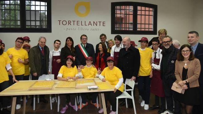 Tortellante, l'inaugurazione a Modena (FotoFiocchi)