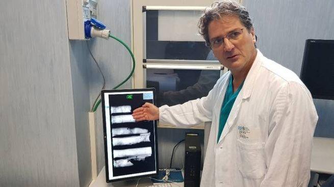 Il dottore Jacopo Nori
