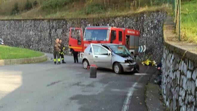 L'incidente a Piario