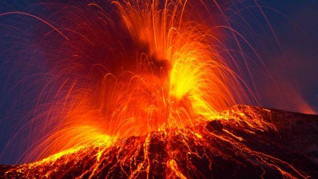 Fu tutta colpa di un vulcano... (Foto: AZ68/iStock)
