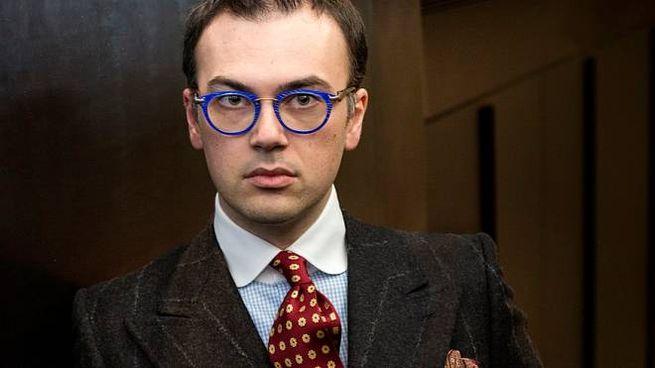 sentirsi a proprio agio ricco e magnifico più economico Robbio, la Passaggio realizza cravatte come 100 anni fa e ...