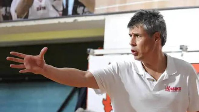 Coach Pablo Crudeli