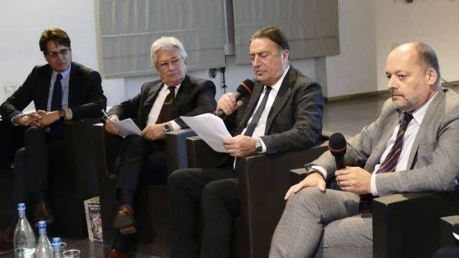 Il convegno a Prato (foto Attalmi)