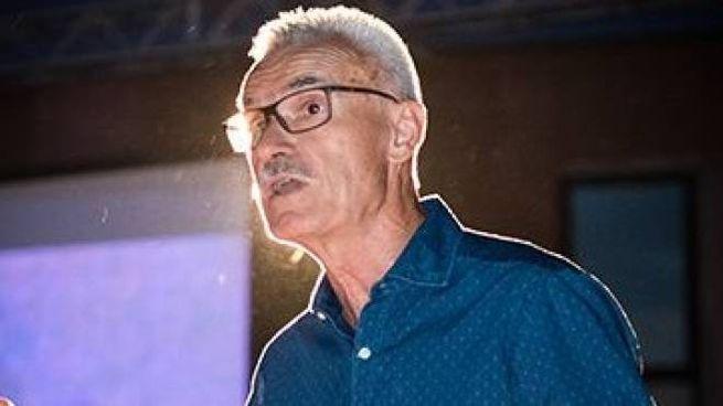 Il presidente del Dramma Marzio Gabbanini