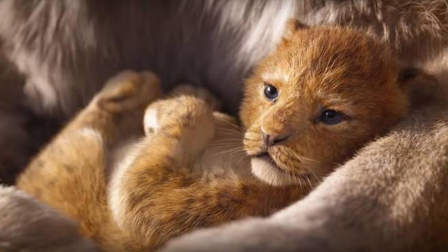 Uno screenshot del trailer – Foto: Walt Disney Pictures