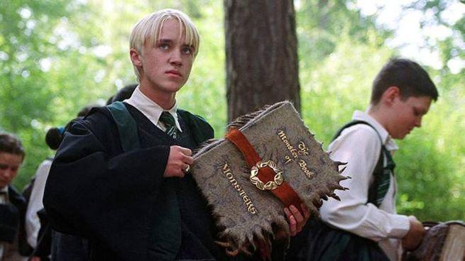 Tom Felton nel film 'Harry Potter e il prigioniero di Azkaban' – Foto: Warner Bros.
