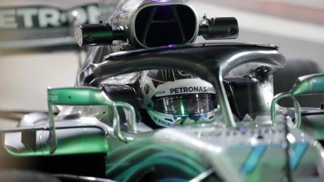 F1 Gp Abu Dhabi, Valtteri Bottas (Ansa)