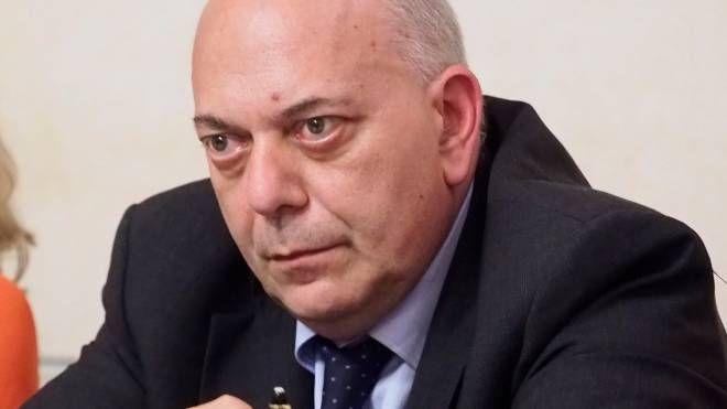 Il presidente del consiglio comunale di Sarzana, Carlo Rampi