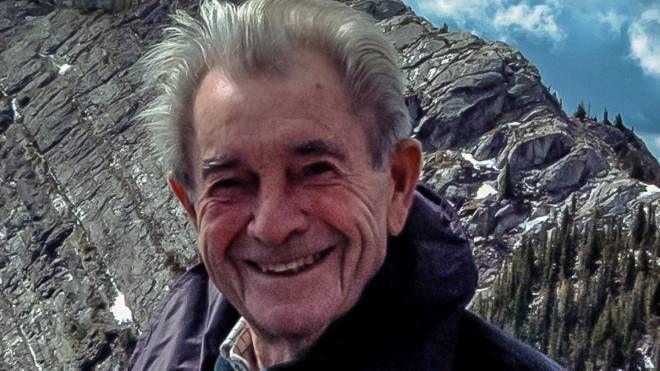 Rocco Canelli fondatore dell'Intermarine