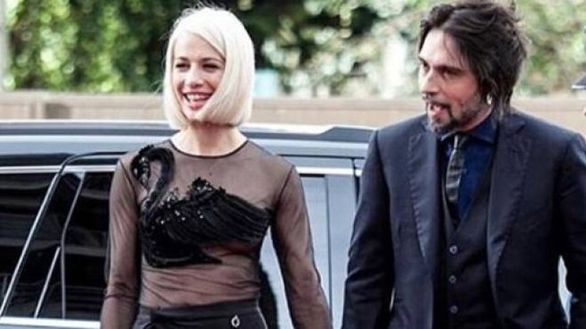 Clizia Incorvaia e Francesco Sarcina (Foto Instagram)