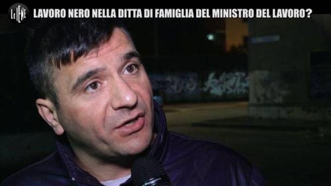 Salvatore Pizzo, l'ex operaio che attacca il padre di Di Maio