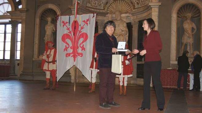 Premiazione Andrea Stella