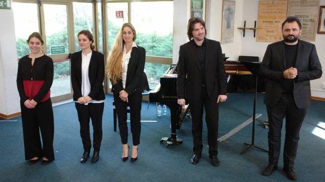 Concerto alla Scuola di Musica di Fiesole