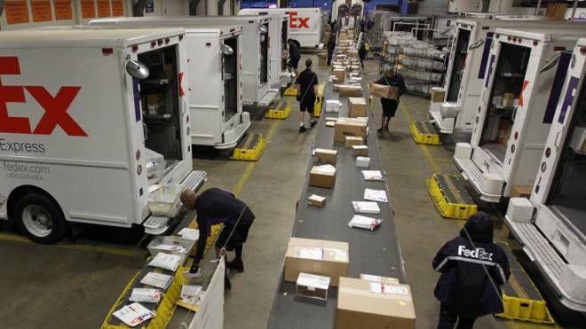 Fedex, il colosso delle spedizioni
