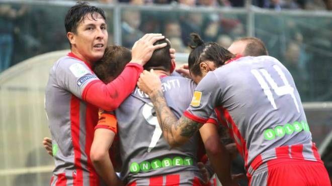 La squadra grigiorossa è decisa a tornare alla vittoria sabato in casa con il Crotone