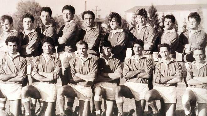 Imola Rugby, la squadra del 1986